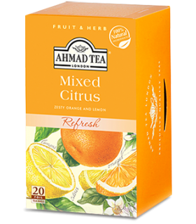 Ahmad Tea دمنوش مخلوط مرکبات 20 عددی احمد تی