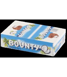 Bounty پک 24 عددی شکلات 57 گرمی بونتی