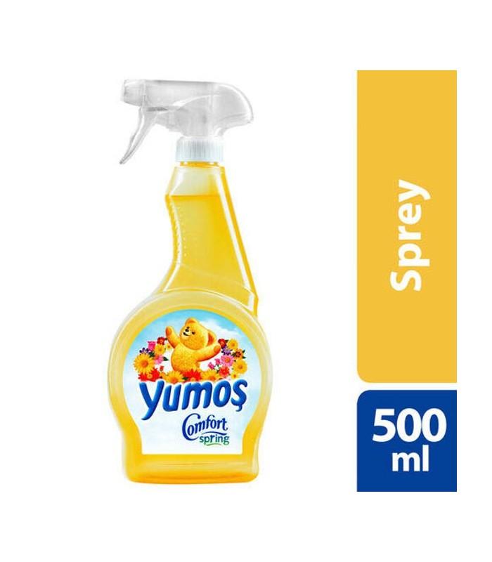 Yumos اسپری خوشبو کننده هوا بهار 500 میلی لیتر یوموش