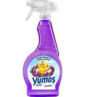 Yumos اسپری خوشبو کننده هوا لوندر 500 میلی لیتر یوموش