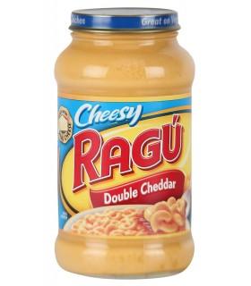 Ragu سس چدار دوبل 450 گرمی راگو