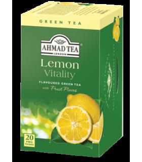 Ahmad Tea  چای سبز لیمو 20 عددی احمد انگلستان