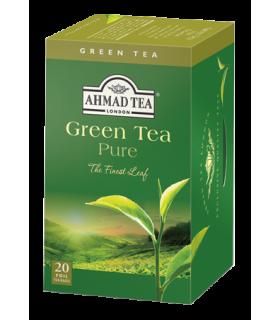 Ahmad Tea چای سبز خالص 20 عددی احمد انگلستان