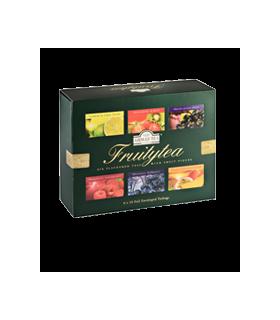 Ahmad tea چای سیاه کیسه ای احمد انگلستان در 6 طعم مختلف میوه ای