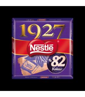 Nestle شکلات تلخ 82 درصد 80 گرمی 1927 نستله
