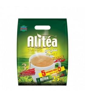 Alitea شیر چای فوری کلاسیک 30 عددی علی تی