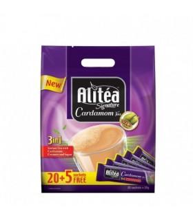 Alitea شیر چای فوری هل 25 عددی علی تی