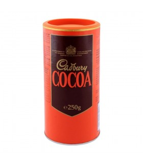 Cadbury پودر کاکائو 250 گرمی کدبری