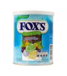 Nestle آبنبات کریستالی میوه ای نعنایی 180 گرمی فوکس نستله
