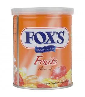 Nestle آبنبات کریستالی میوه ای 180 گرمی فوکس نستله