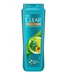 Clear شامپو تقویت کننده رشد مو 550 میل کلیر