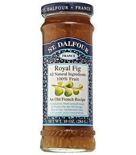 St Dalfour مربای صد در صد خالص انجیر رویال 283 گرمی سنت دالفور