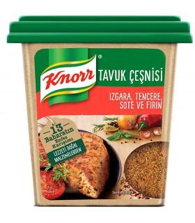 Knorr ادویه مخصوص مرغ 120 گرمی کنور