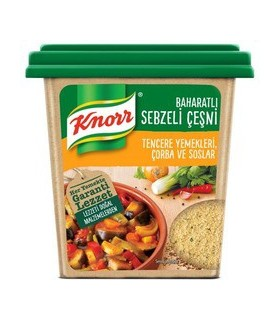 Knorr ادویه مخصوص سبزیجات 120 گرمی کنور