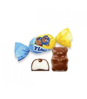 konti شکلات خامه ای 1 کیلویی تیمی کونتی