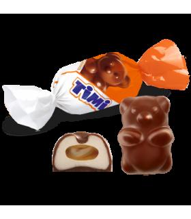 konti شکلات کاراملی 1 کیلویی تیمی کونتی