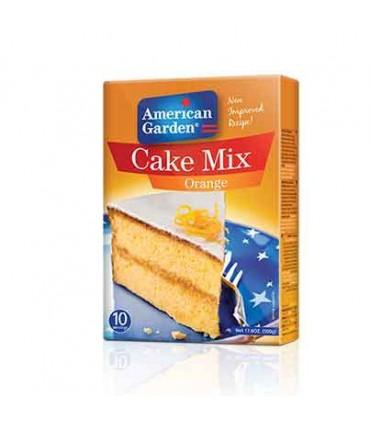 American Garden پودر آماده کیک پرتقال 500 گرمی امریکن گاردن