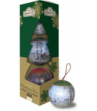 Ahmad Tea چای آویز درخت کریسمس 90 گرمی احمد تی