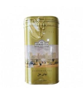 Ahmad tea چای جعبه فلزی هل 450 گرمی احمد تی