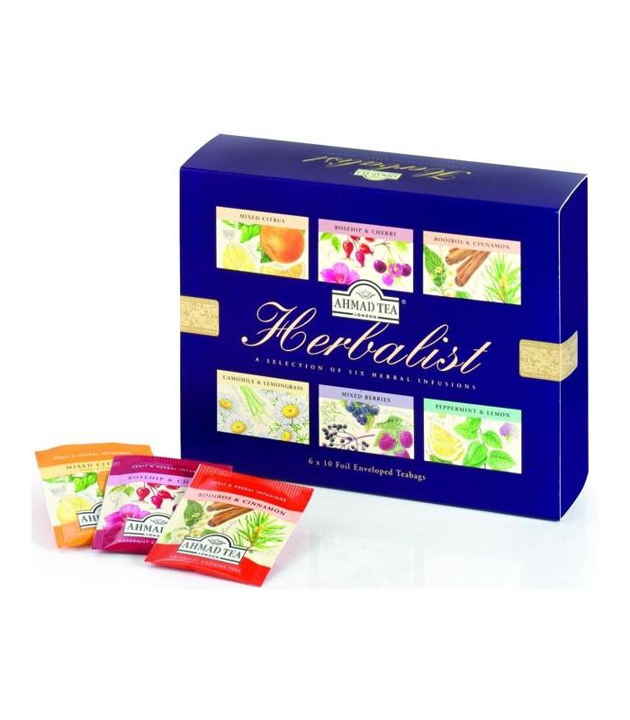 Ahmad Tea دمنوش گیاهی 60 عددی احمد انگلستان