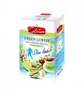 Celmar قهوه فوری سبز لاغری لیمو 250 گرمی سلمار