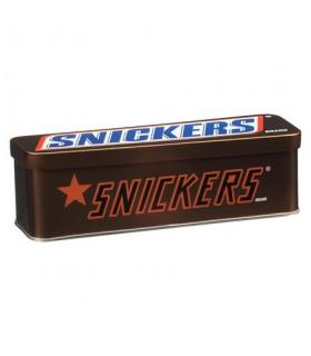 Snickers جعبه فلزی 2 عددی شکلات 50 گرمی اسنیکرز