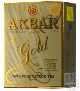 Akbar چای طلایی 450 گرمی اکبر