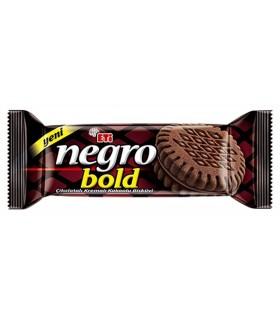 Eti بیسکویت شکلاتی با کرم شکلاتی بولد 120 گرمی نگرو اتی