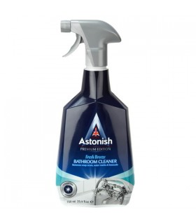 Astonish اسپری تمیز کننده چند منظوره سرویس بهداشتی 750 میلی لیتر استونیش