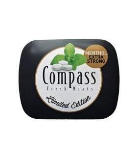 Compass قرص خوشبو کننده دهان منتول 50 عددی کامپس