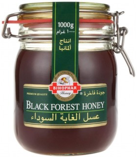 Biophar عسل خالص درجه یک بلک فارست 1 کیلویی بایوفار