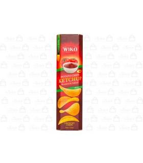 Wiko چیپس سس کچاپ 100 گرمی ویکو