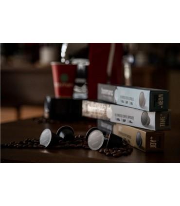 Bonmano کپسول قهوه تایم پلاس 10 عددی بن مانو