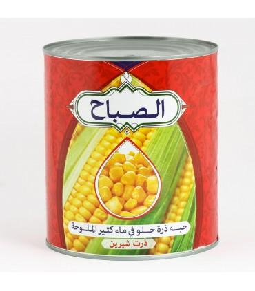 Alsabah کنسرو ذرت شیرین 3 کیلویی الصباح