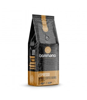 Bonmano دان قهوه اسپرسو 250 گرمی بن مانو