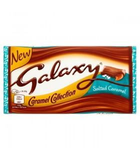 Galaxy شکلات سالتد کارامل 135 گرمی گلکسی