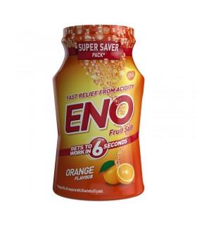 Eno نمک میوه ضد اسید طعم پرتقالی 100 گرمی انو