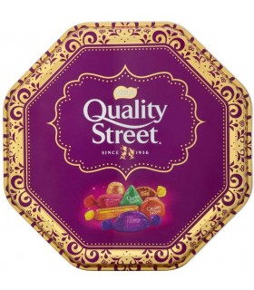 Nestle شکلات پذیرائی کوآلیتی استریت گلد 1 کیلوگرمی نستله