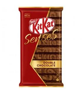 Kit kat شکلات سنسز دابل چاکلت 112 گرمی کیت کت