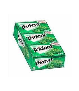 Trident پک 12 عددی آدامس نعنایی تریدنت