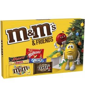 M&M's پک کادویی ام اند امز و دوستان ام اند امز