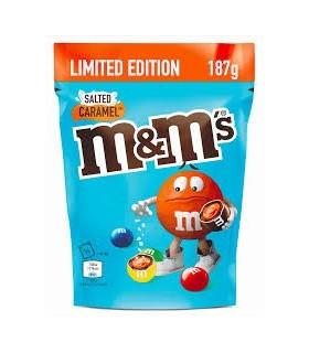 M&M's دراژه شکلات و کارامل نمکی 187 گرمی ام اند امز