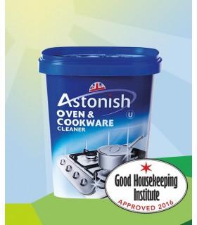 Astonish خمیر پاک کننده و لکه بر 500 میلی لیتر استونیش