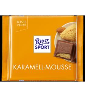 Ritter Sport شکلات موس کارامل 100 گرمی ریتر اسپرت