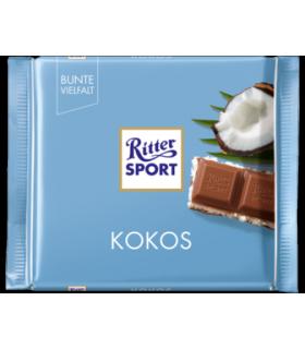 Ritter Sport شکلات نارگیل 100 گرمی ریتر اسپرت
