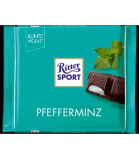 Ritter Sport شکلات نعنا 100 گرمی ریتر اسپرت