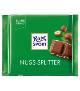 Ritter Sport شکلات فندق 100 گرمی ریتر اسپرت