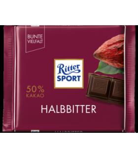 Ritter Sport شکلات تلخ 100 گرمی ریتر اسپرت