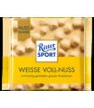 Ritter Sport شکلات سفید فندق کامل 100 گرمی ریتر اسپرت