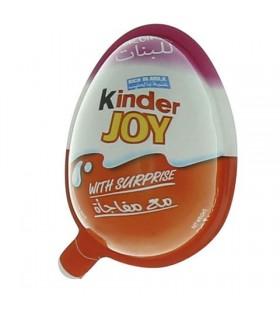 kinder تخم مرغ شانسی 20 گرمی کیندر